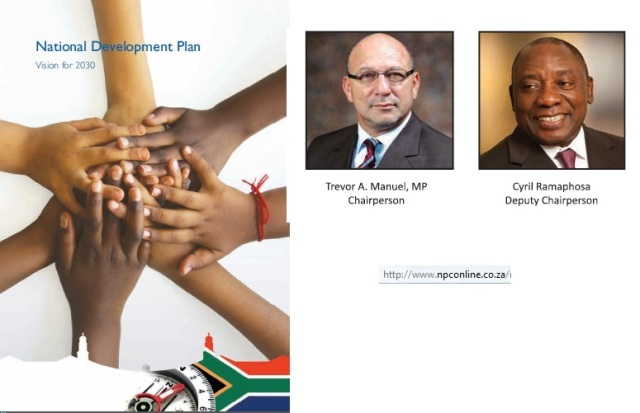 Report on South African development